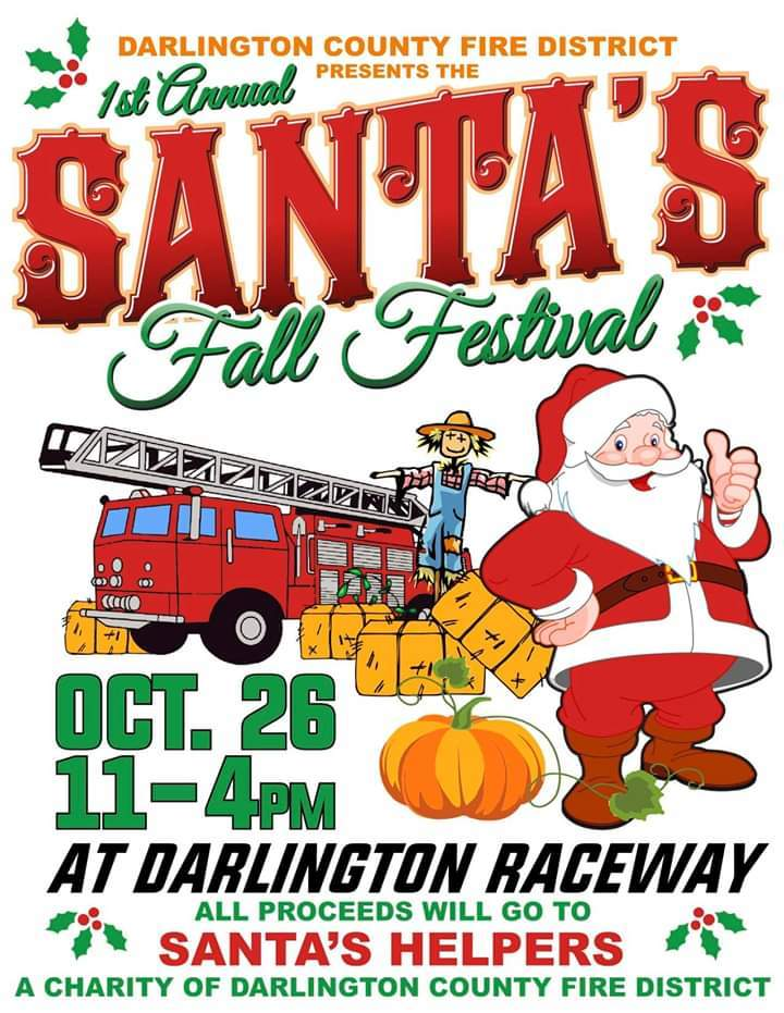 102619 Fall Fest at Darlington Raceway