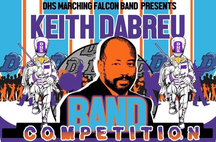 DHS Band Compeition logo