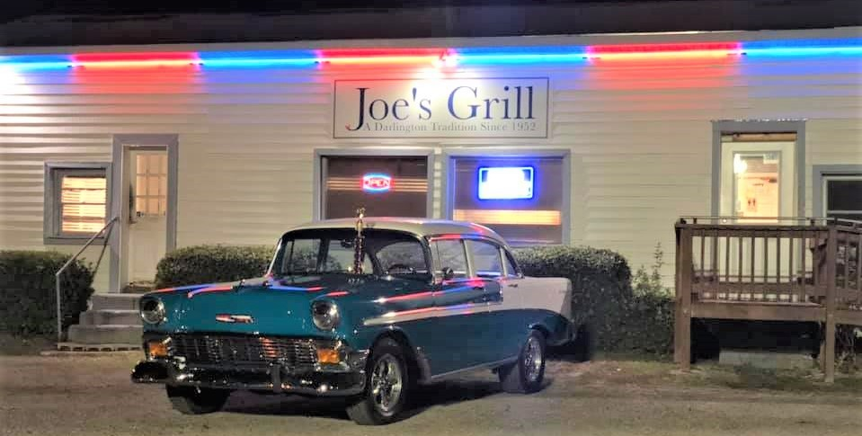 First place car at the Cruise In at Joe's Grill