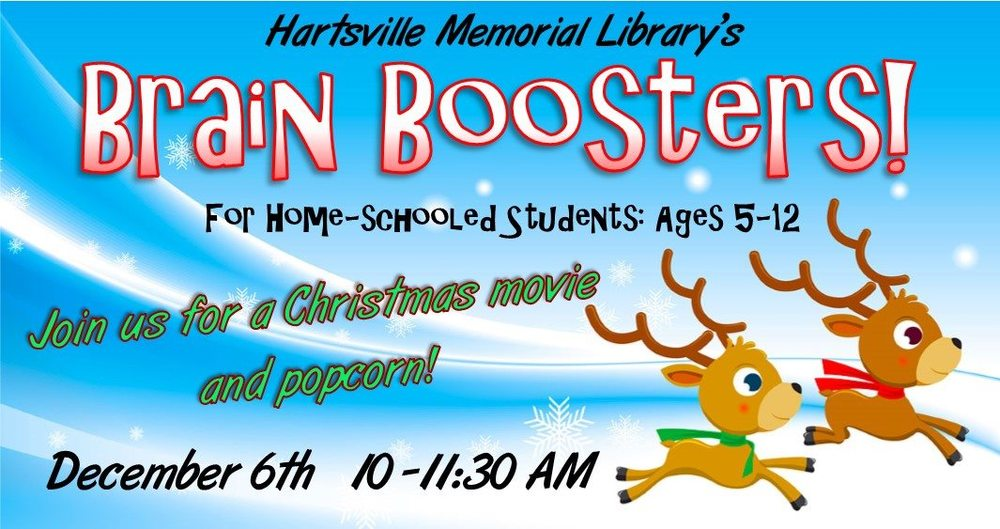 120619 Brain Boosters at Hartsville Library
