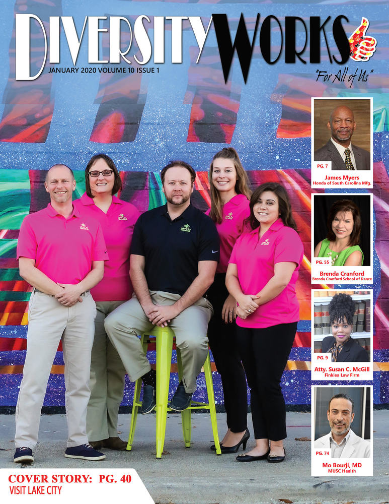 Diversity Works January Cover