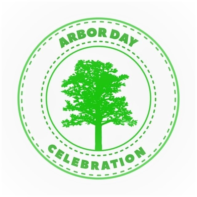 Arbor Day Celebration Badge