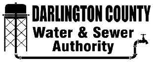 Darlington County Water & Sewer Authority at 1701 Harry Byrd Hwy.