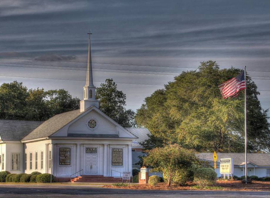 mechanicsvilleBaptist